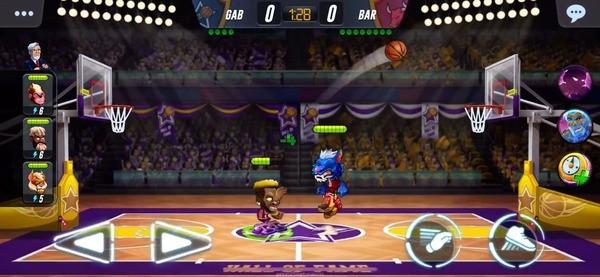 Basketball Arena Screenshot 3