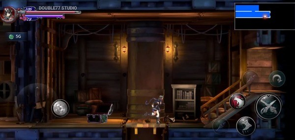 Bloodstained Ritual of the Night Screenshot 2