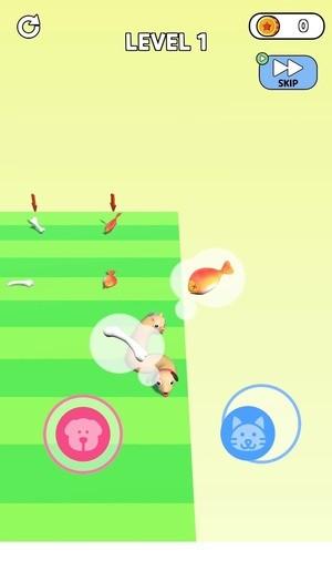 Cats & Dogs 3D Screenshot 1