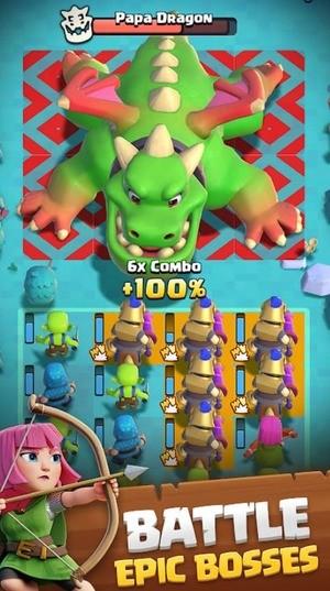 Clash Quest Screenshot 1
