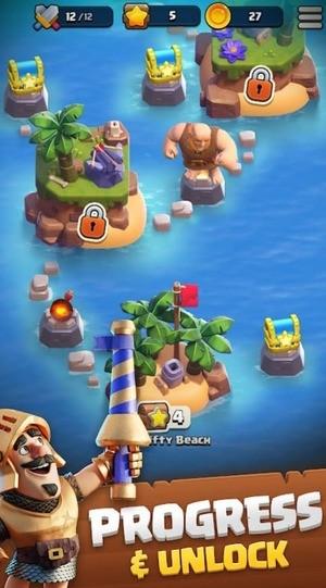 Clash Quest Screenshot 3