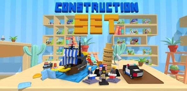 Construction Set Logo