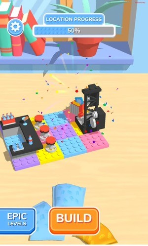 Construction Set Screenshot 1