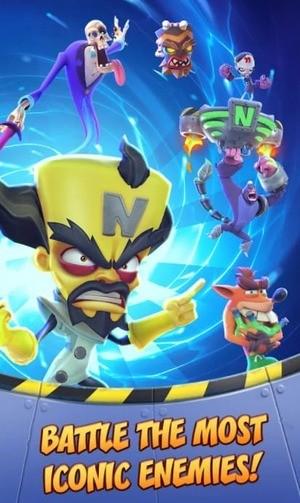 Crash Bandicoot On the Run Screenshot 3