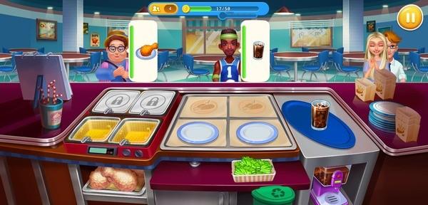 Crazy Chef Screenshot 1
