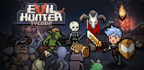 Evil Hunter Tycoon Logo
