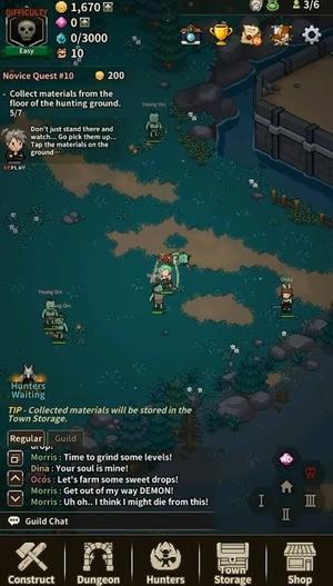 Evil Hunter Tycoon Screenshot 2