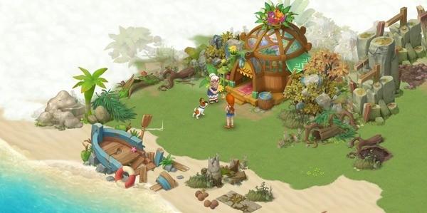 Family Farm Adventure Screenshot 1