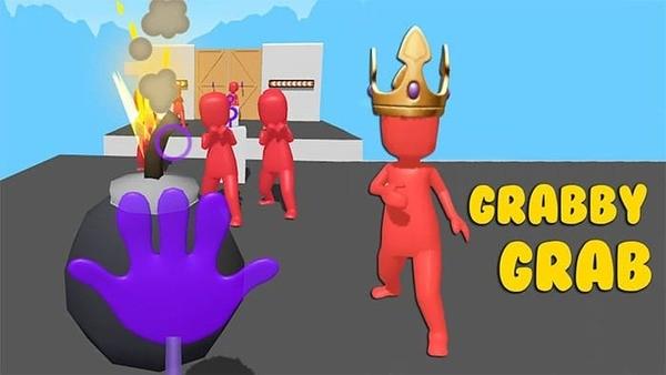 Grabby Grab Logo