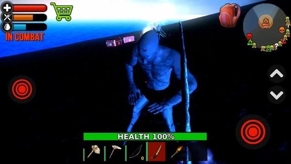 Just Survive Ark Raft Survival Island Simulator Screenshot 3