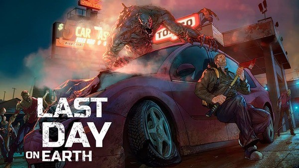 Last Day on Earth Survival Logo