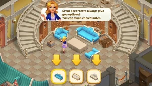 Matchington Mansion Screenshot 3
