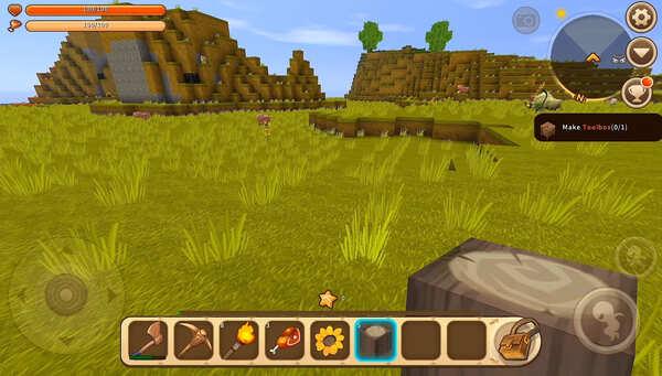 Mini World Block Art Screenshot 1