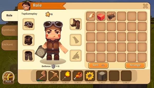 Mini World Block Art Screenshot 2