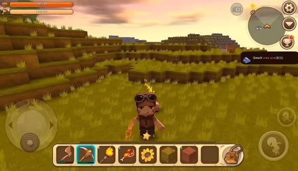 Mini World Block Art Screenshot 4