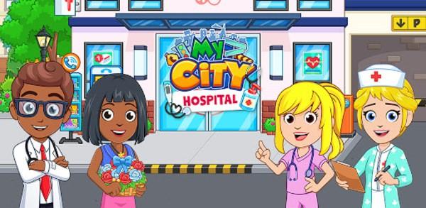 My City Hospital Logo