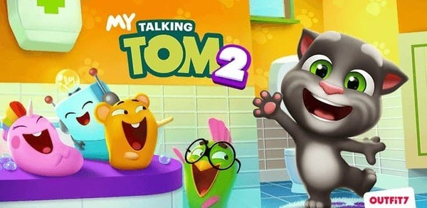 My Talking Tom 2 Mod Logo
