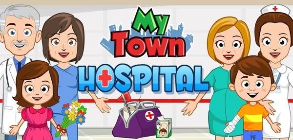 My Town Hospital Logo