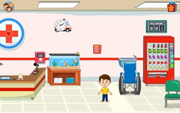 My Town Hospital Screenshot 1