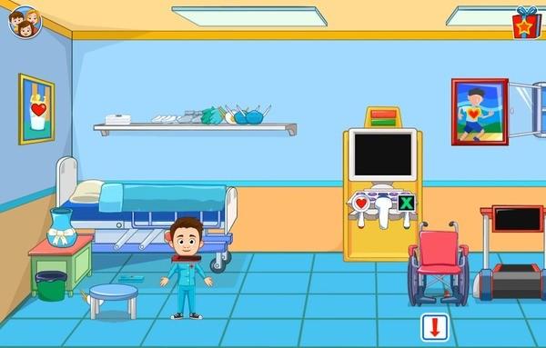 My Town: Hospital Mod APK (Unlocked All) 2.68