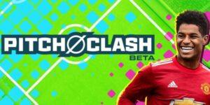 Pitch Clash Logo