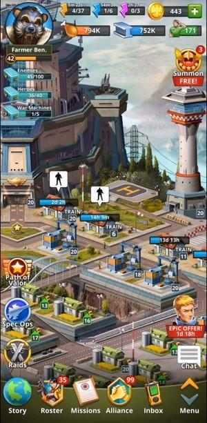 Puzzle Combat Screenshot 2