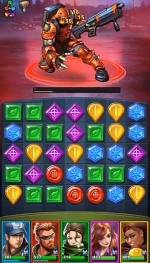 Puzzle Combat Screenshot 3