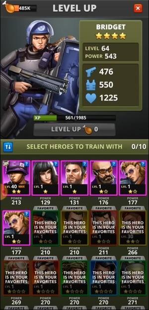 Puzzle Combat Screenshot 4