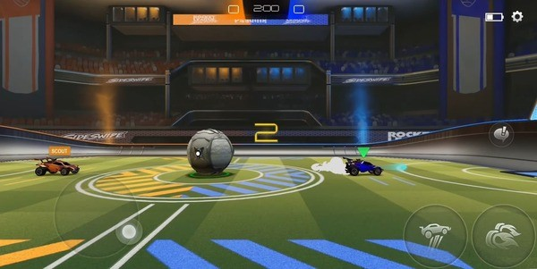Rocket League Sideswipe Screenshot 1