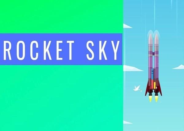 Rocket Sky Mod Logo