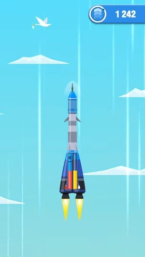 Rocket Sky Screenshot 1
