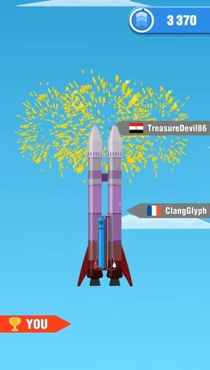 Rocket Sky Screenshot 2