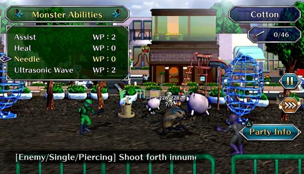 SaGa Frontier Remastered Screenshot 3