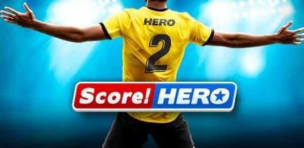 Score! Hero 2 Logo