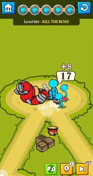 Stick Clash Screenshot 1