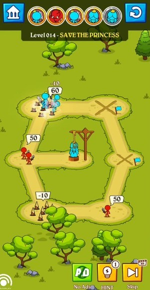 Stick Clash Screenshot 3