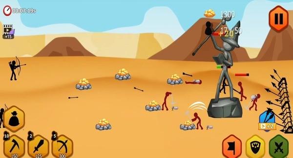Stickman Battle 2021 Screenshot 1