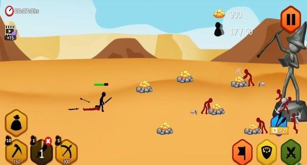 Stickman Battle 2021 Screenshot 2