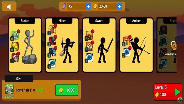 Stickman Battle 2021 Screenshot 3