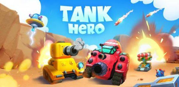 Tank Hero - Awesome tank war games Logo