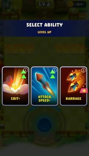 Tank Hero - Awesome tank war games Screenshot 2