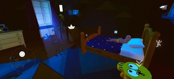 The Baby In Yellow Screenshot 2