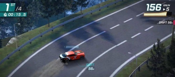 Top Drift Online Car Racing Simulator Screenshot 1