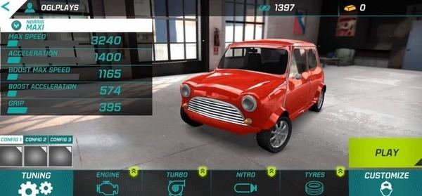 Top Drift Online Car Racing Simulator Screenshot 3