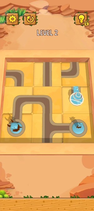 Water Connect Puzzle Screenshot 1