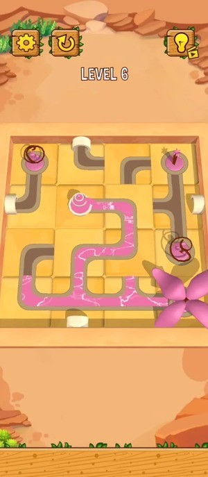 Water Connect Puzzle Screenshot 2