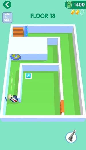 Wobble Man Screenshot 1