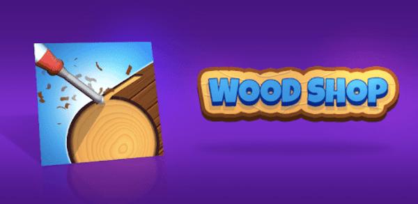 Wood Shop Mod Logo