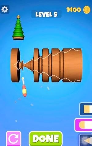 Wood Shop Screenshot 1