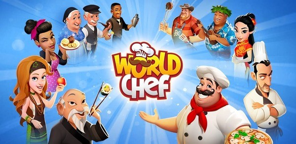 World Chef Mod Logo